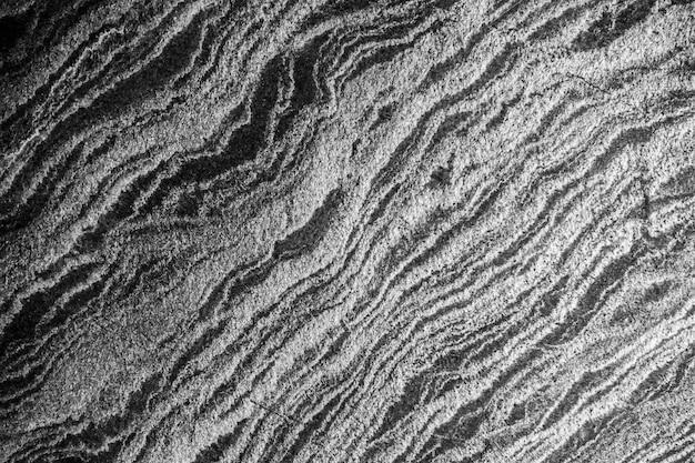 Zwarte stenen muurmuren