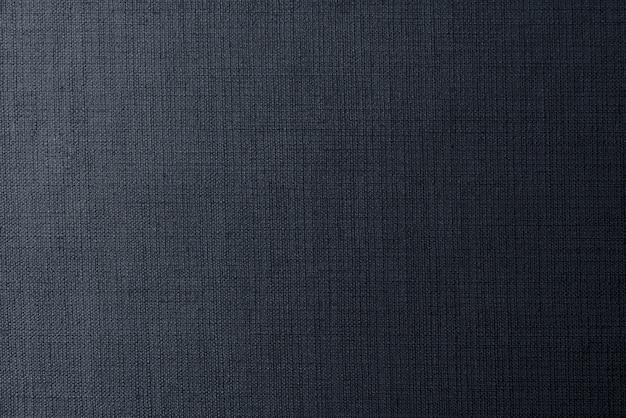 Zwarte stof textuur