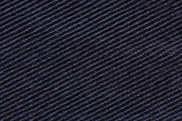Zwarte stof
