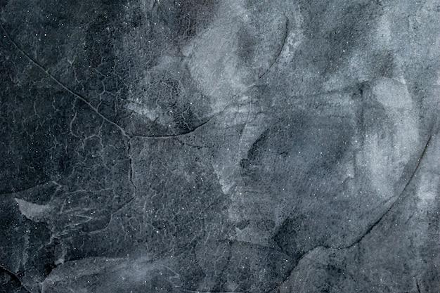 Zwarte textuur, glanzende achtergrond, decoratieve verf