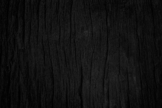 Zwarte textuur houten achtergrond