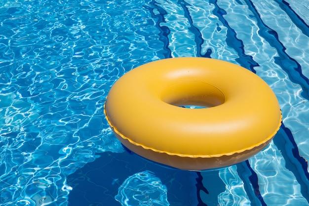 Zwembad binnenband