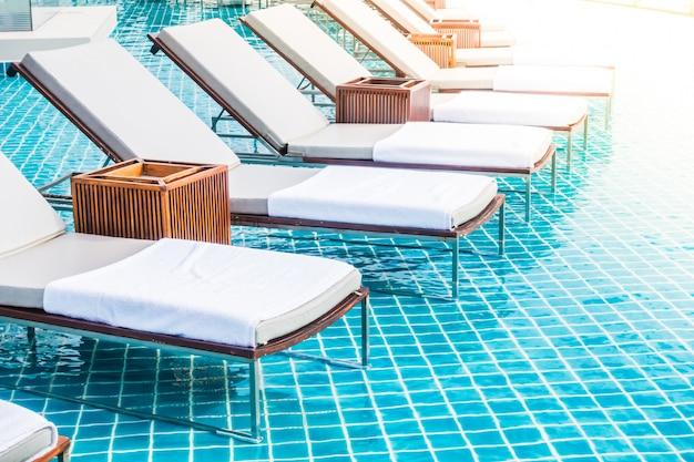 Zwembad stoel