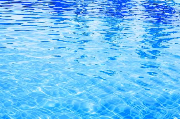 Zwembad water