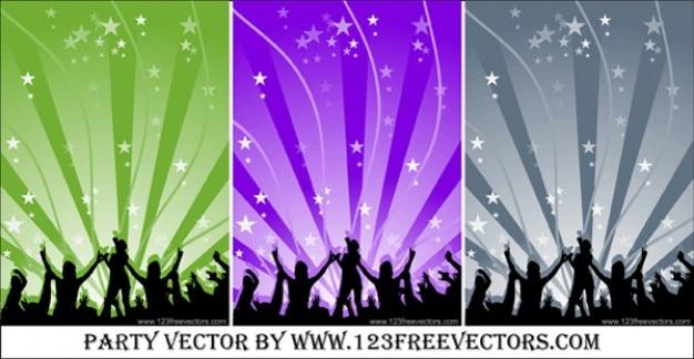 017 party vector