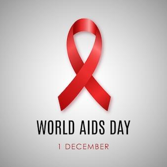 1 december wereld aids dag.