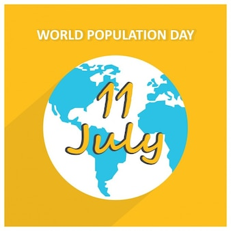 11 juli world population day