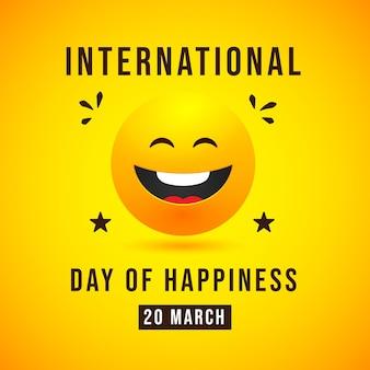 20 maart, internationale dag van geluk