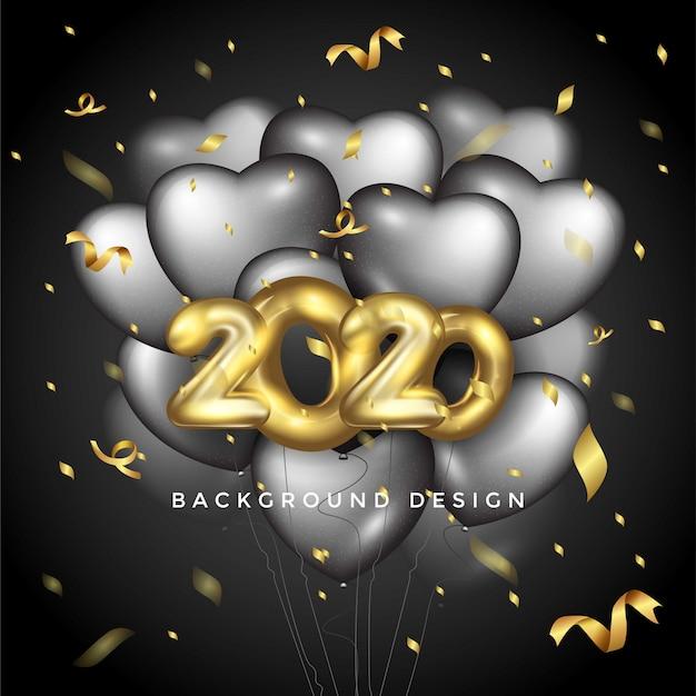 2019 gelukkig nieuwjaar achtergrond