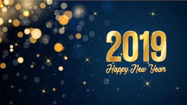 2019 nieuw jaar