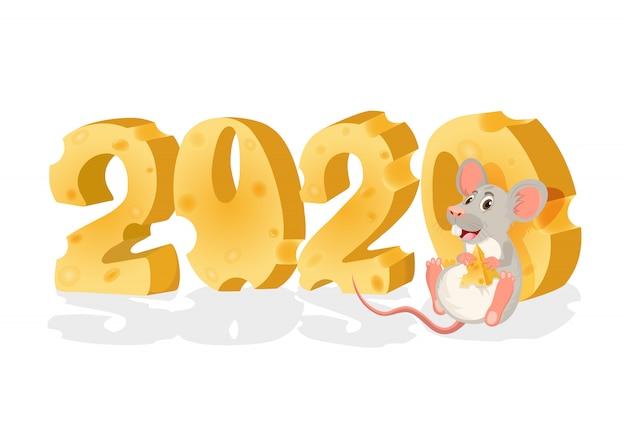 2020 muisjaar.