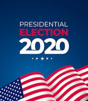 2020 presidentsverkiezingen in de verenigde staten