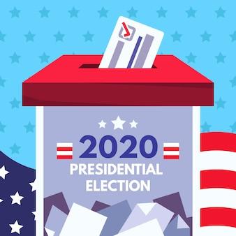 2020 presidentsverkiezingen