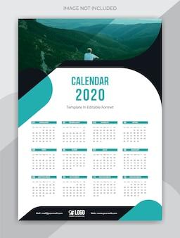 2020 zakelijke kalender
