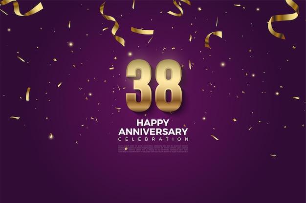 38e verjaardag 38e verjaardag