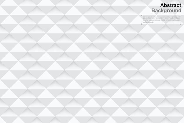 3d-geometrie achtergrond in papier kunststijl. minimaal patroon.