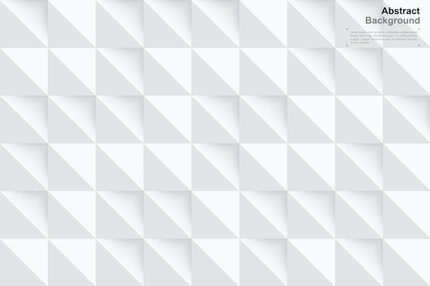 3d-geometrie patroon voor de achtergrond.