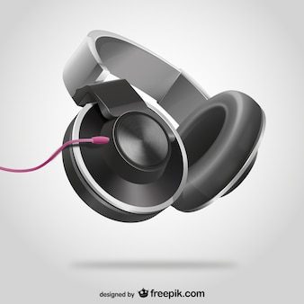 3d hoofdtelefoon