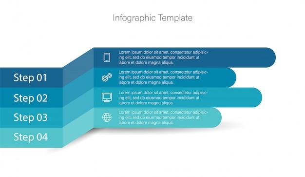 3d-infographic elementen