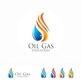 3d olie en gas