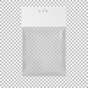 3d-transparante verpakkingen voor snacks, chips, suiker, specerijen,