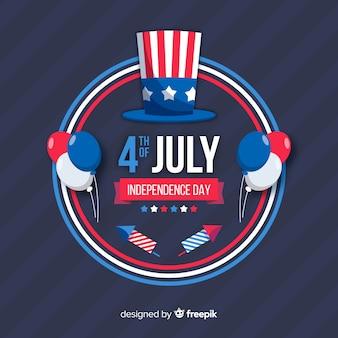 4 juli - onafhankelijkheidsdag achtergrond