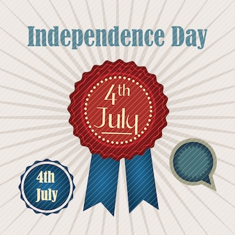 4 juli (vs-iconen) independence day