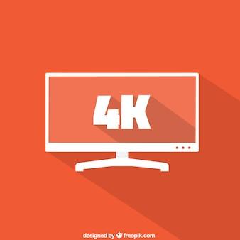 4k scherm