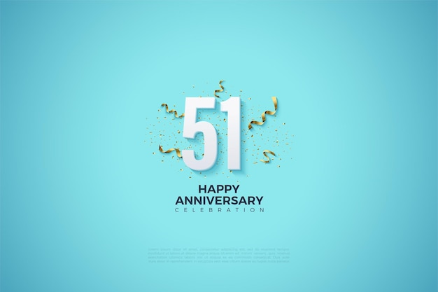 51e verjaardag