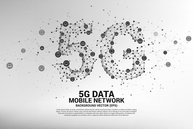 5g mobiel netwerken.