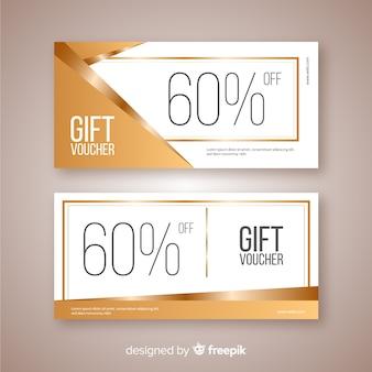 60% cadeaubon