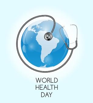 7 april, wereldgezondheidsdag