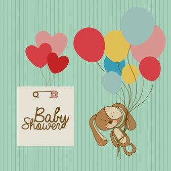 Aankomst van de baby