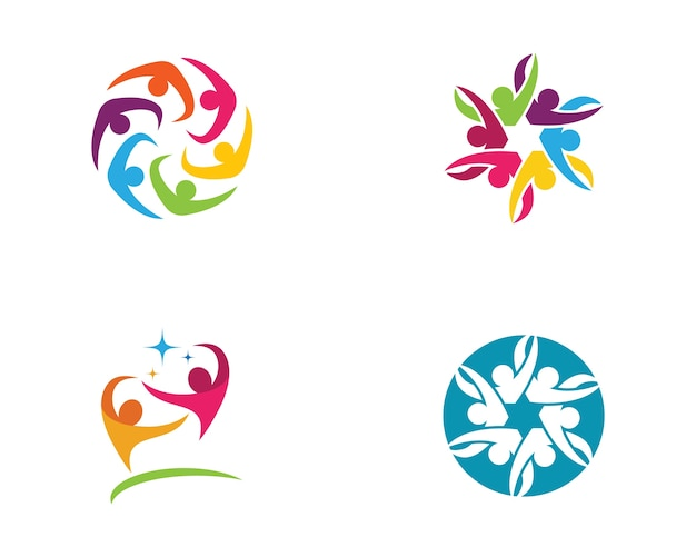 Aanneming en gemeenschapszorg logo