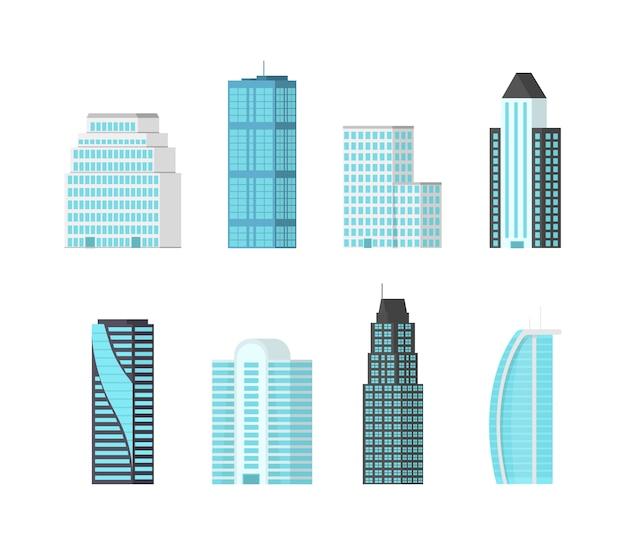 Aantal gebouwen