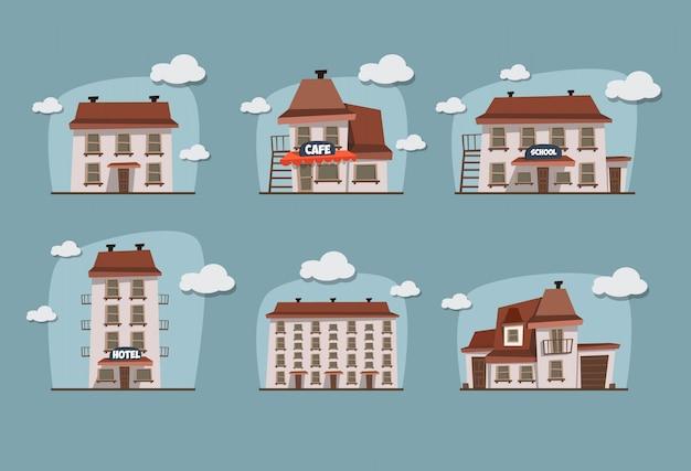 Aantal huizen