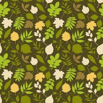 Aard abstracte groene achtergrond met groene bladeren