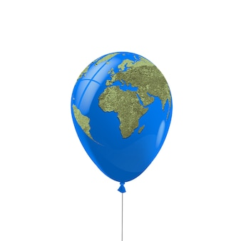 Aarde ballon