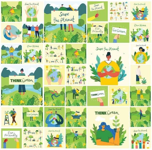 Aarde dag concept. menselijke handen met earth globe. red onze planeet.