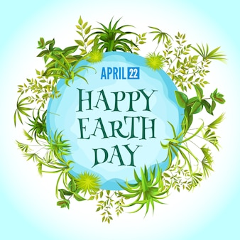 Aarde dag feest