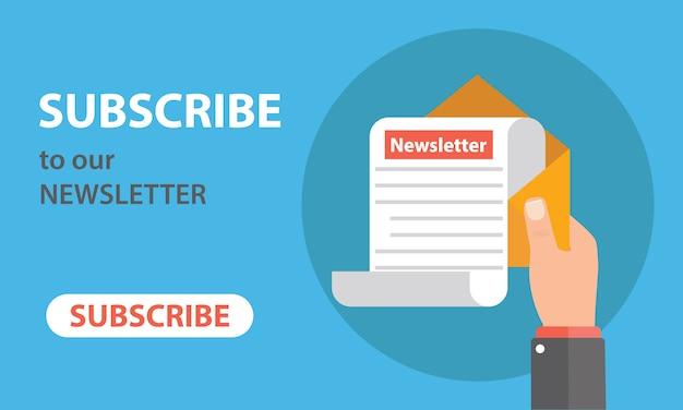 Abonneer u op onze nieuwsbrief