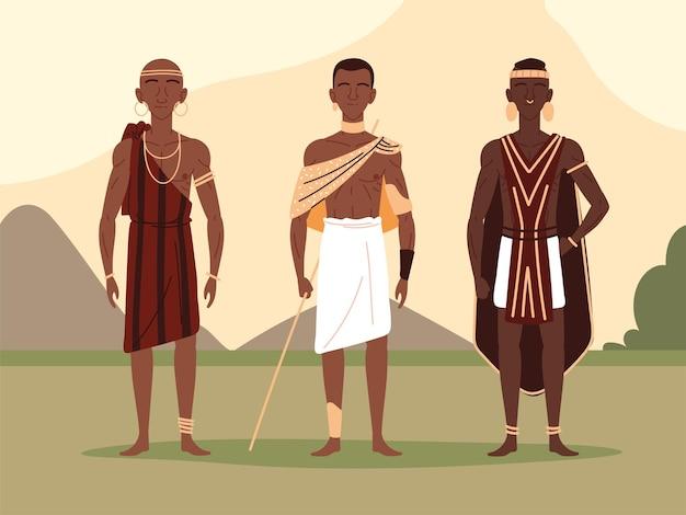 Aboriginals van afrika