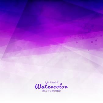 Abstarct paarse digitale aquarel achtergrond