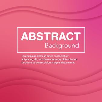 Abstrac achtergrond roze golf