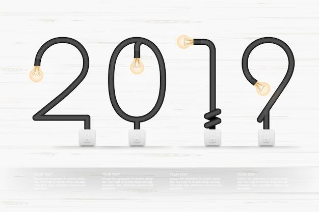 Abstract 2019 jaar.