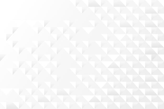Abstract behang in 3d papierstijl