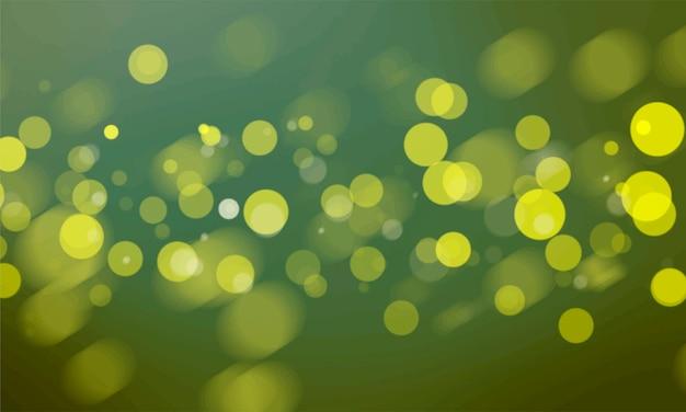 Abstract bokeh vaag lichtenbehang