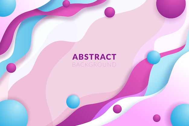 Abstract concept als achtergrond