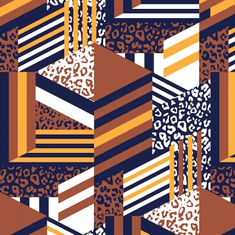 Abstract dierlijk huidpatroon