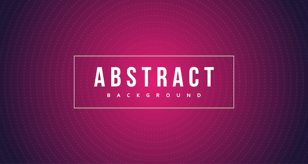 Abstract donkerrood met halftoonontwerp als achtergrond